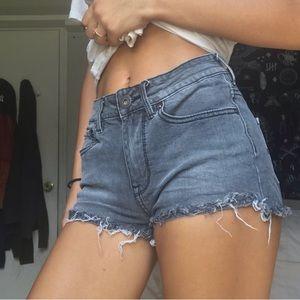 Brandy Denim Shorts